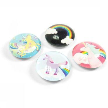Gadget Eye Unicorn Magnets