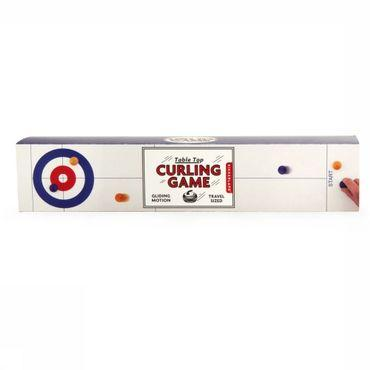 Game Table Top Curling Game