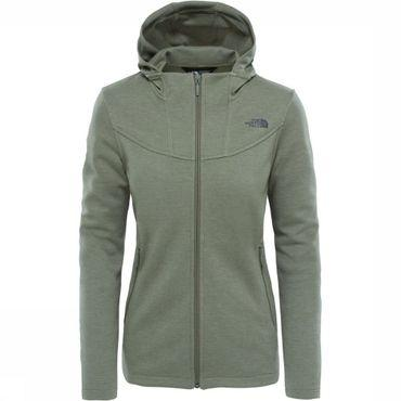 Trui Slacker High Collar Full Zip
