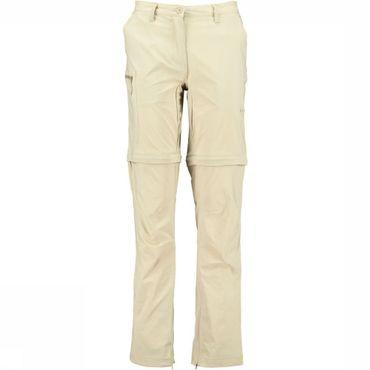 Trousers Equator Zip-Off Stretch
