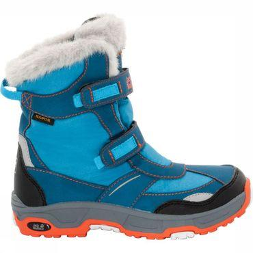 Winter Boot Girls Snow Flake Texapore