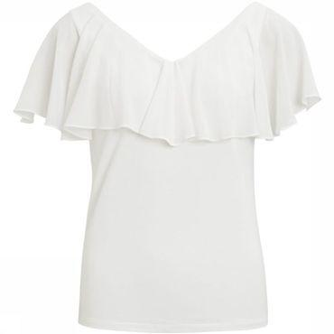 T-Shirt Vitulle Sleeveless Chiffon