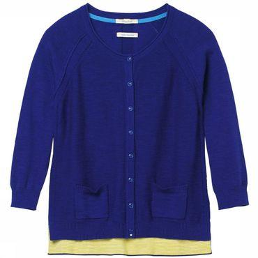Cardigan Bloom Cotton Button