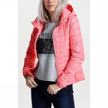 Coat Onltahoe Hooded Spring