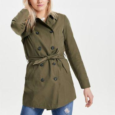 Coat Onllucy Long Trench
