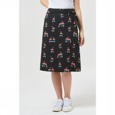 Skirt Jasmine Flamingo