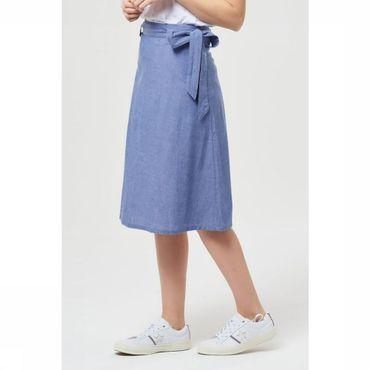 Skirt Jasmine Cotton Chambray