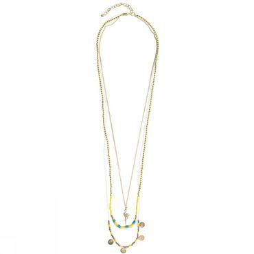 Collier Pc Iben Long Combi Beach