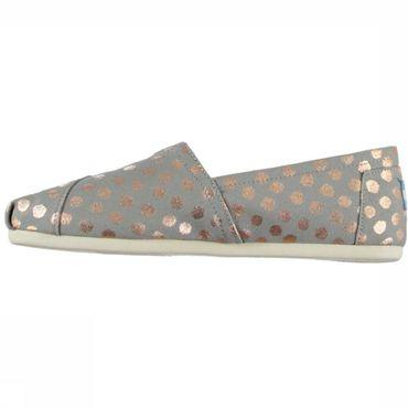 Shoe Foil Polka Dot Wm Alpr Esp