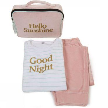 Pyjama + Trousse de Toilette Good Night