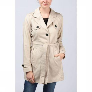 Manteau Vmgo Abby 3/4 Trench
