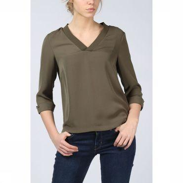 Blouse Sebastin V Neck 3/4