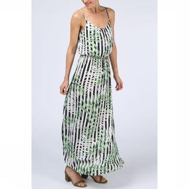 Dress Onlnova Strap Aop Lux Maxi