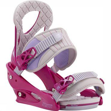 Snowboard Binding Stiletto