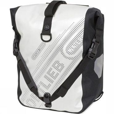 Bike Bag Front Front Roller Black 'N White
