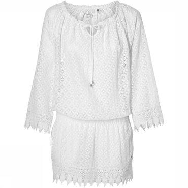 Robe Lw Lace Beach Cover Up