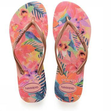 Flip Flops Slim Tropical