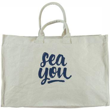 Sac Canvas Sea You