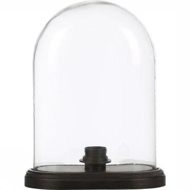 Glass Dome With Fitting
