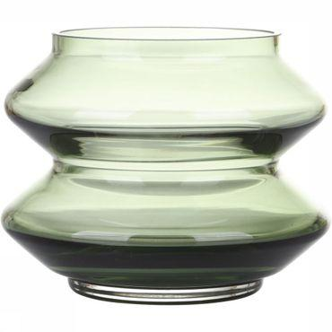 Stackable Glass Vase 13,5X10,5Cm