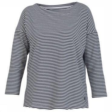 Pull Carol Striped Ls Sweat