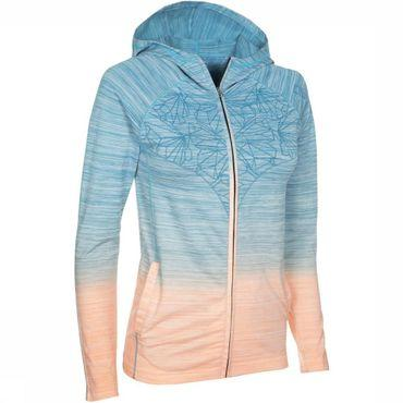 Pullover Fix Hood Jacket 4-Way Stretch Faded
