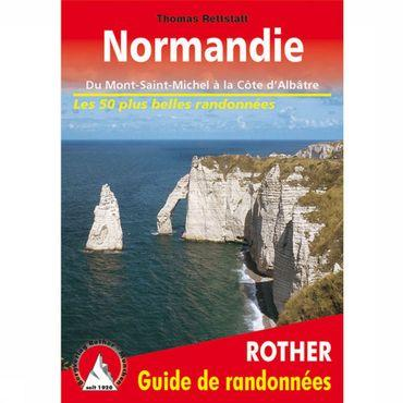 Normandie Guide 50 Mt St.Michel-Côte Albâtre