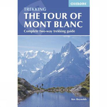 Livre de Voyage Mont Blanc Tour complete two-way trekking guide
