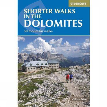 Livre de Voyage Dolomites shorter walks 50 selected walks