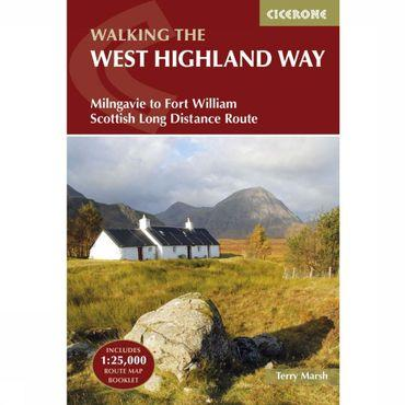 West Highland Way From Milngavie To Fort William