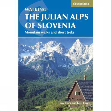 Livre de Voyage Julian Alps of Slovenia mountain walks & short treks
