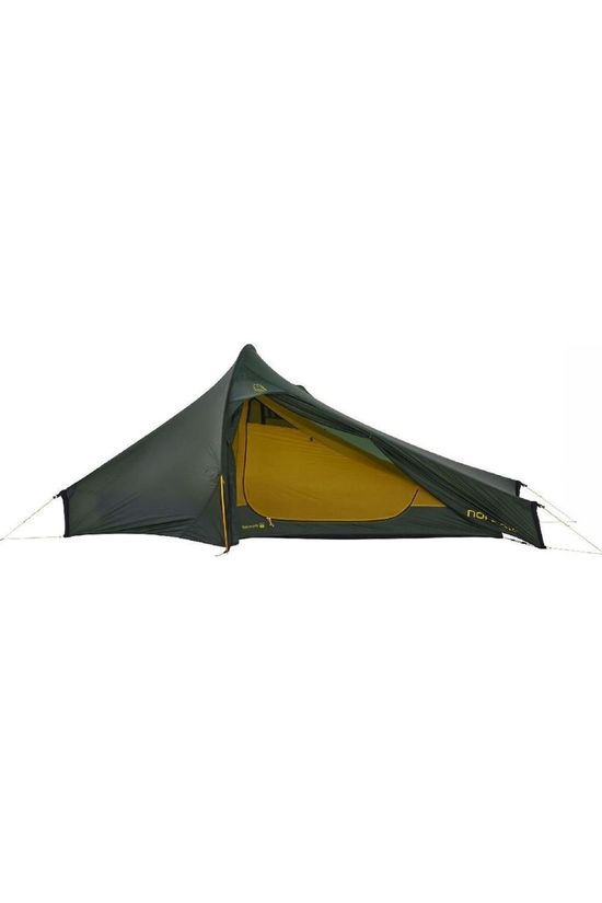 Nordisk Tent Telemark 2.2 Lw green