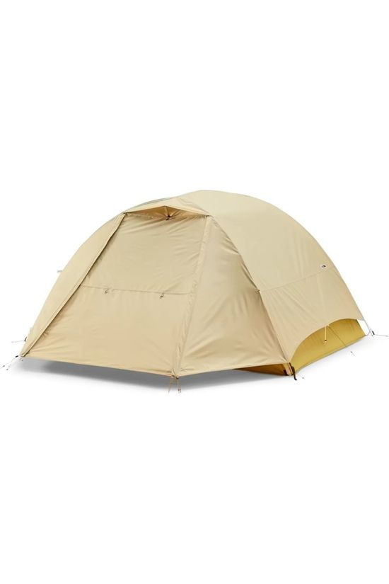 The North Face Tent Talus Eco 3 mid yellow/mid blue