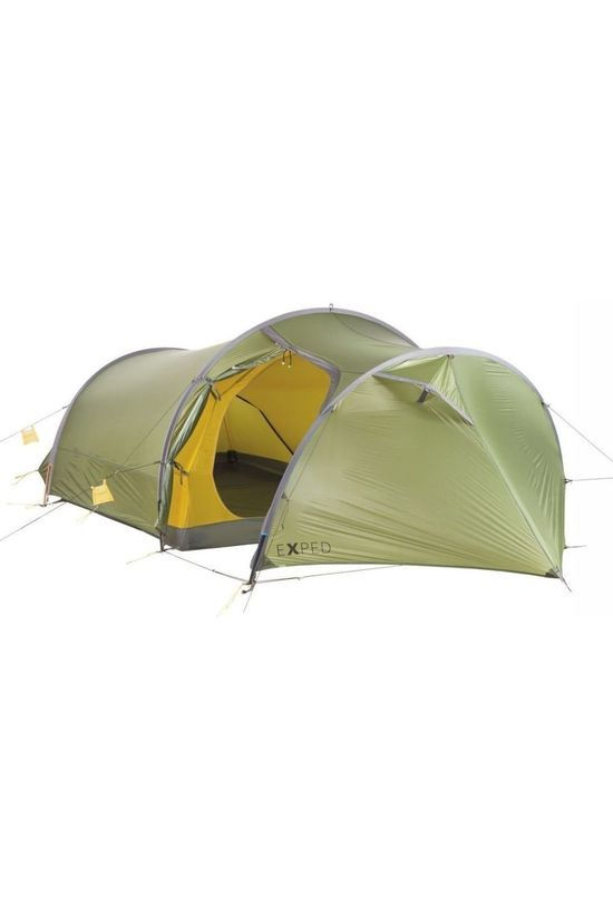 Exped Tent Cetus Iii Ul mid green