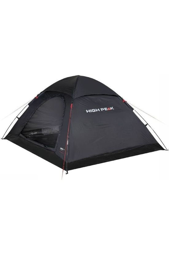 High Peak Tent Monodome Xl Zwart