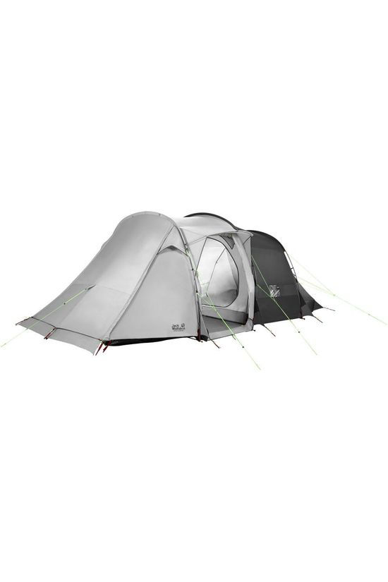 Jack Wolfskin Tent Great Divide RT light grey
