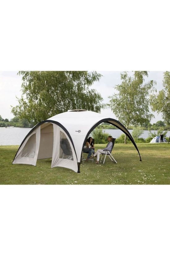 Bo-Garden Bâche Party Shelter Partytent Large 4,26X4,26X2,33 Meter Pas de couleur / Transparent