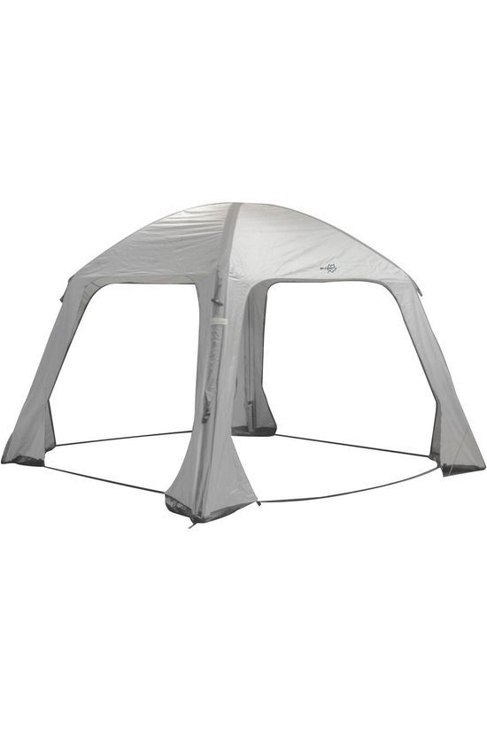 Bo-Camp Tarp Air Gazebo Opblaasbaar mid grey