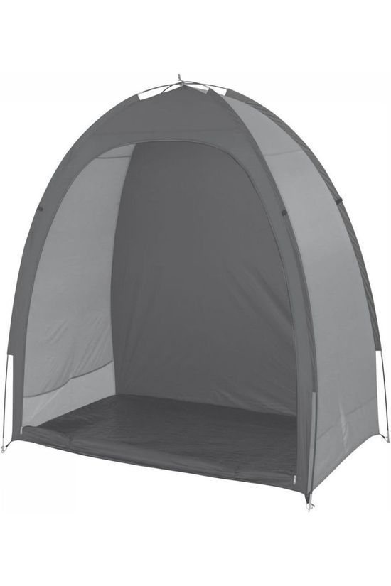 Bo-Camp Front Tent Bike Shelter 1,8X0,85X1,85m mid grey