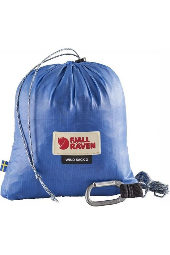 Fjällräven Accessory Wind Sack 3 light blue