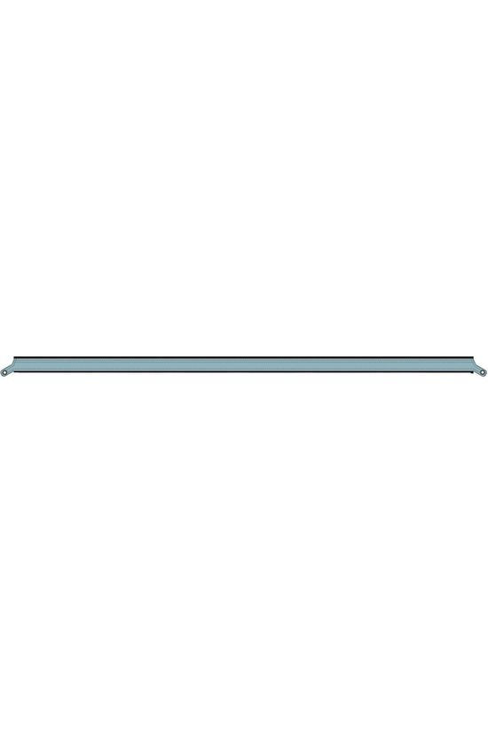 Bent Accessory Steel Kador light blue