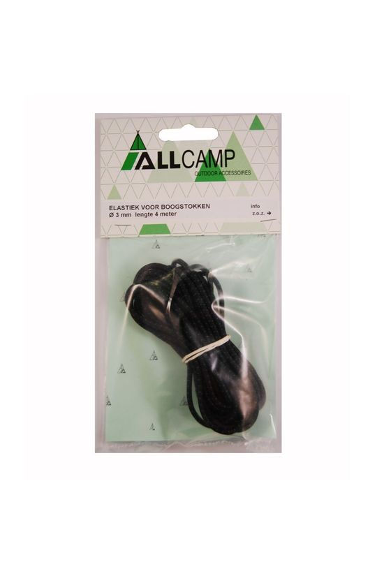 Alldek Miscellaneous Elastic Mostert 3Mm 4M black