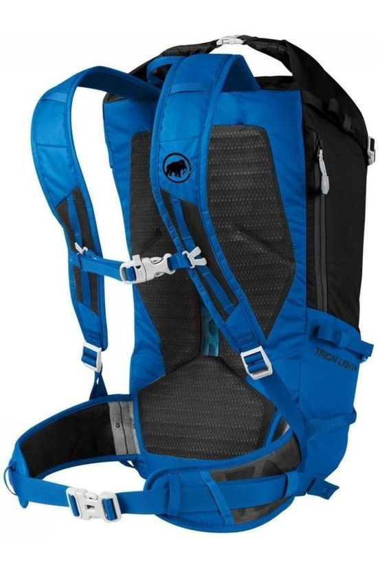 Mammut Daypack Trion Light 28 + L black/blue