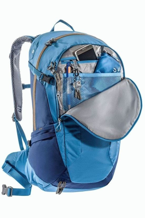 Deuter Daypack Futura 24 light blue/mid blue