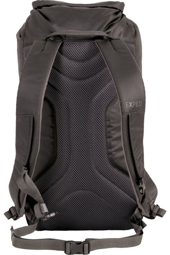 Exped Daypack Typhoon 15 Black/Logo