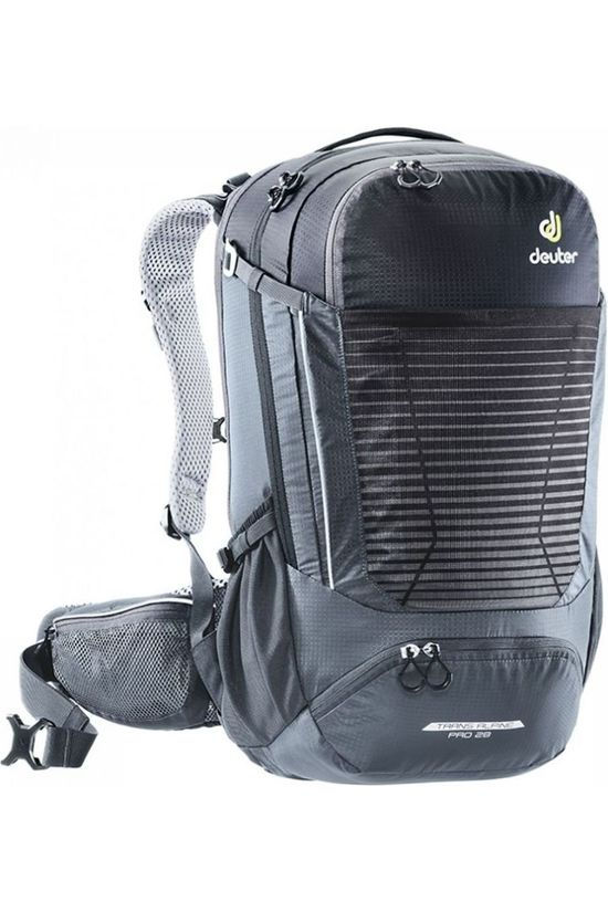 Deuter Daypack Trans Alpine Pro 28 black/dark grey