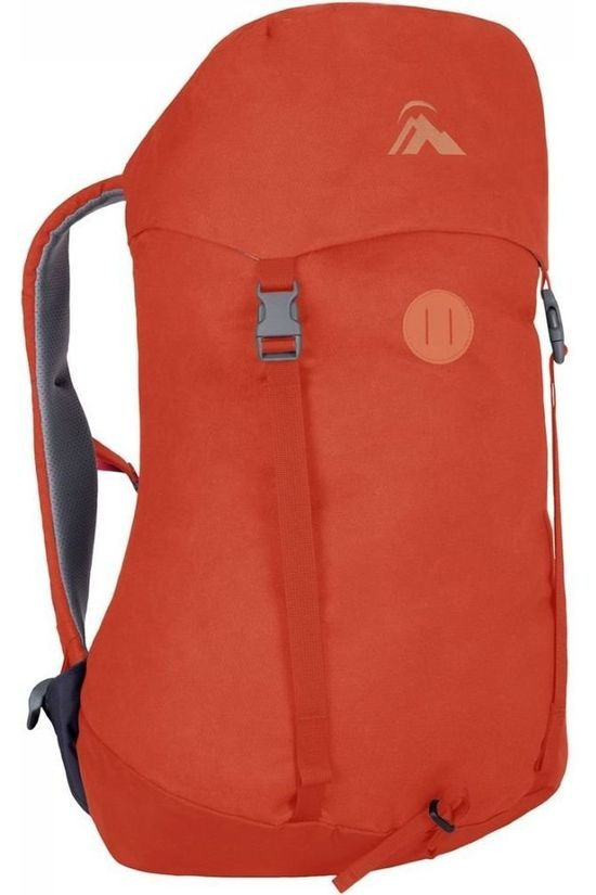 Macpac Daypack Weka 24 Aztec Plus orange