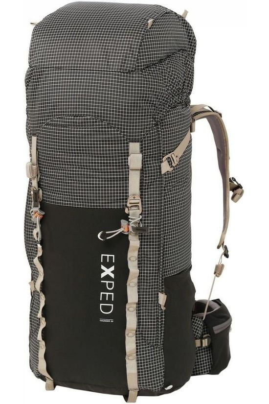 Exped Tourpack  Thunder 50 Noir
