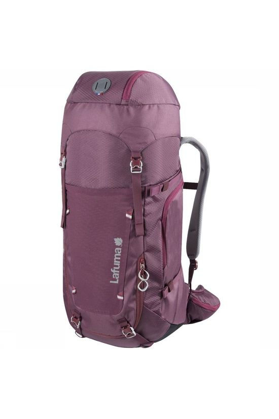Lafuma Tourpack Access 40 Ld Pourpre Prune