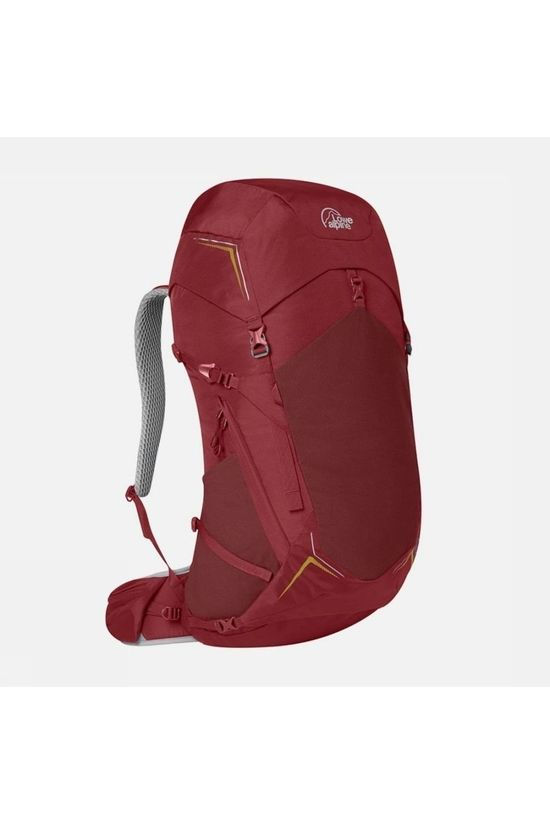 Lowe Alpine Tourpack Airzone Trek ND43:50 dark red